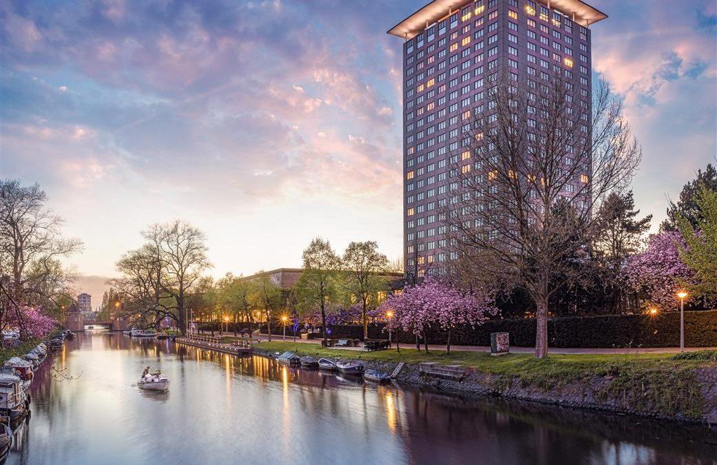 Way finding en Room Signage Hotel Okura Amsterdam