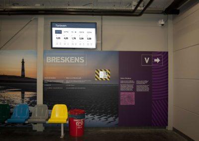 ClubDisplay, Westerschelde Ferry en Ultility realiseren prachtig project.