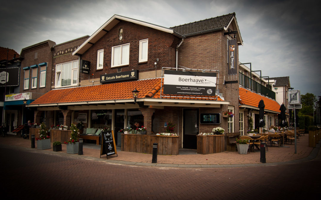 Narrowcasting in de horeca
