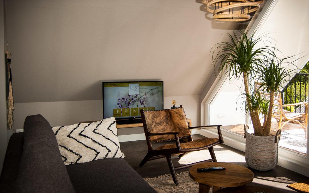 LG biedt een uniek kamerbedieningsplatform met de TV in de hoofdrol