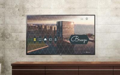 Hotel TV: een veilig antwoord op de vraag naar slimme televisie